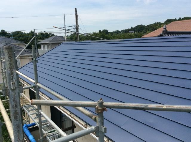 屋根材のメンテナンス方法