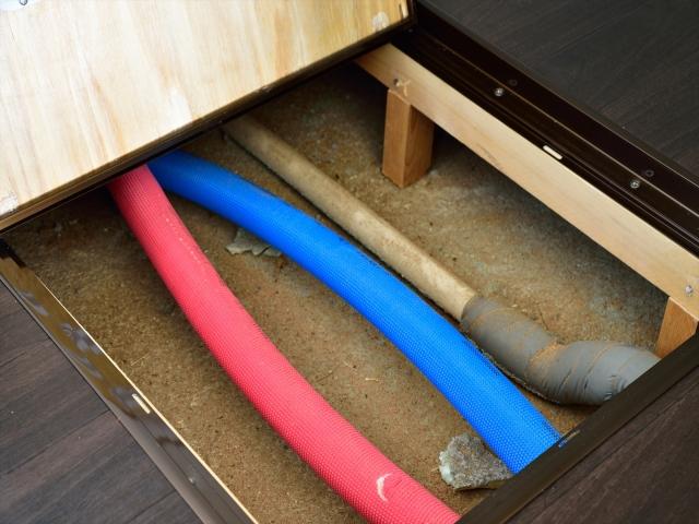 床下から室内環境強化!快適な床下に発泡ウレタンが効果的な理由とは?