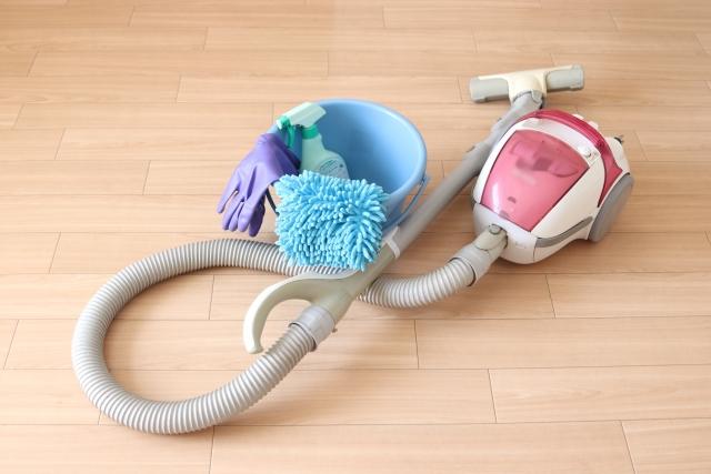 掃除道具を使いやすく収納!気軽に効率良く掃除ができる収納方法をご紹介